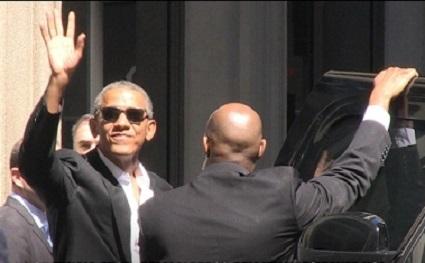 Транжира, лицемер и эгоист: новые штрихи к портрету Обамы