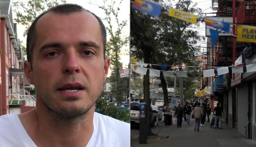 Видеоматериал Алексея Чижова (ChizNY) об обитателях нью-йоркских гетто Кони-Айленд и Гарлем
