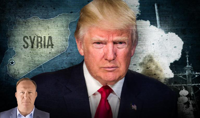 Алекс Джонс о решении Трампа начать вывод американских войск из Сирии