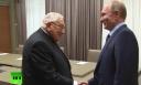 Путин объявил сирийское перемирие под влиянием встречи с Киссинджером?