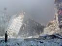 Из личного архива: Трамп первым рассказал о бомбах в ВТЦ 11 сентября 2001 года