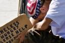 Бомжующая Америка: власти страны не справляются с ростом числа бездомных